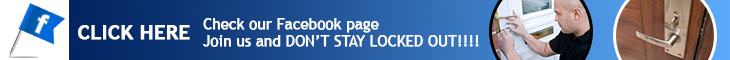 Join us on Facebook - Locksmith Forest Park